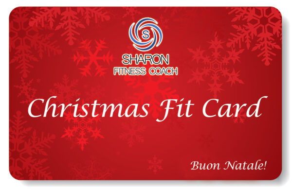Christmas Fit Card